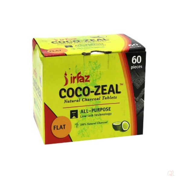 Coco Zeal Flats 60 Count
