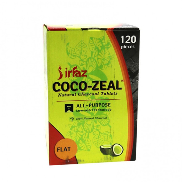 Coco Zeal Flats 120 Count