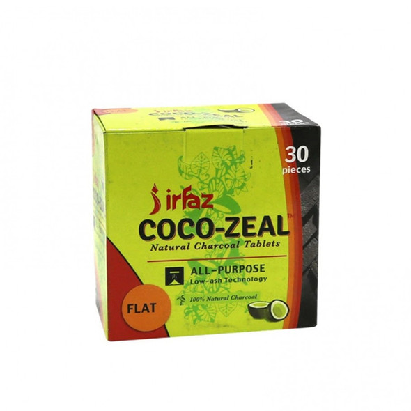 Coco Zeal Flats 30 Count