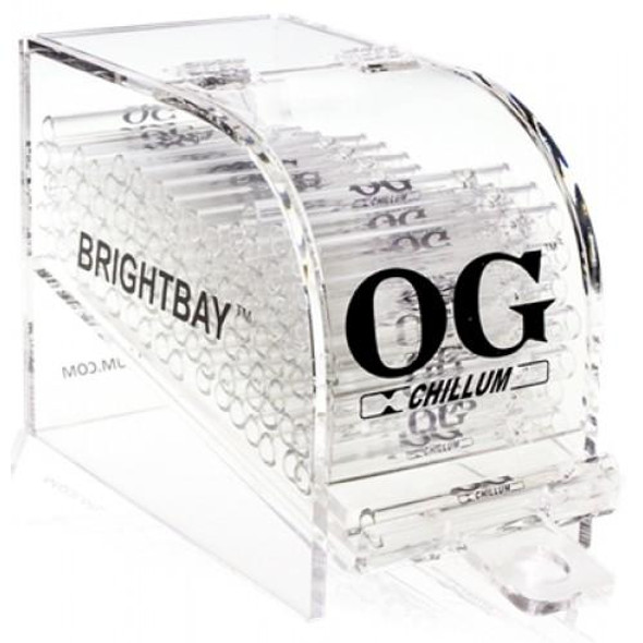 OG Chillum Display - 100ct