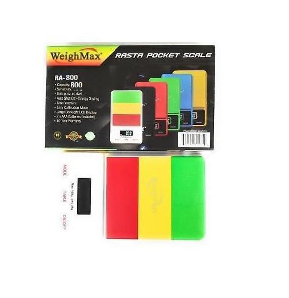 WeighMax RA-800 - 800g x 0.01g