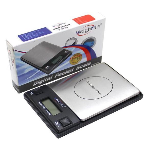 WeighMax HD-100 - 100g x 0.01g