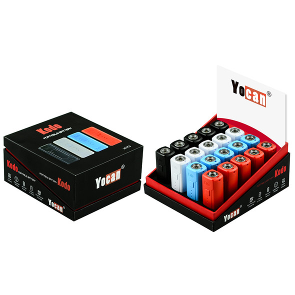 Yocan Kodo - 12 Count Display