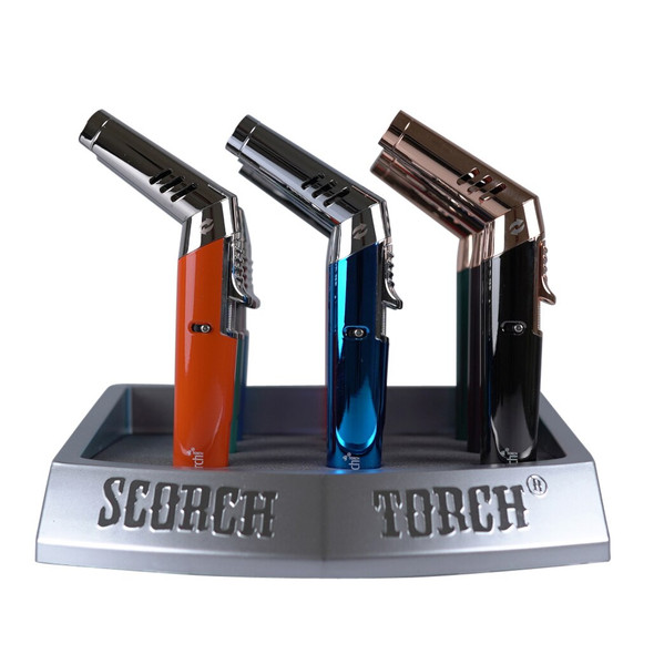 "Scorch Torch Display 9"" - Display of 9"