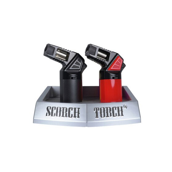 "Scorch Torch Display 6""  - Display of 6"