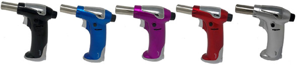 "6"" Scorch  Torch with Butane Can - Assorted Colors"