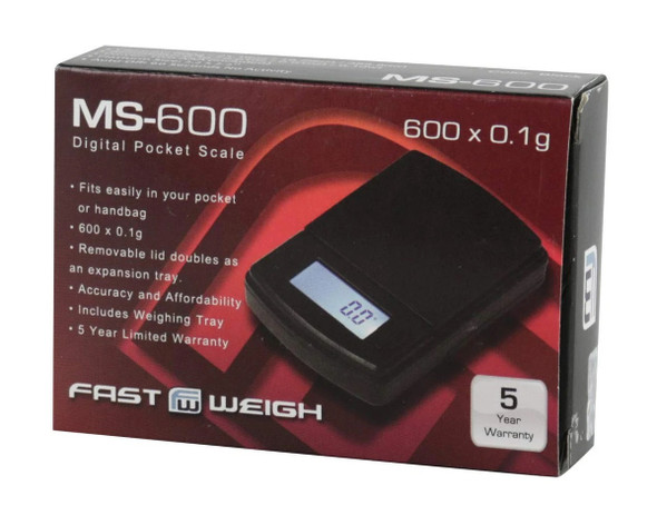 Fast Weigh MS-600 - 600 X 0.1g