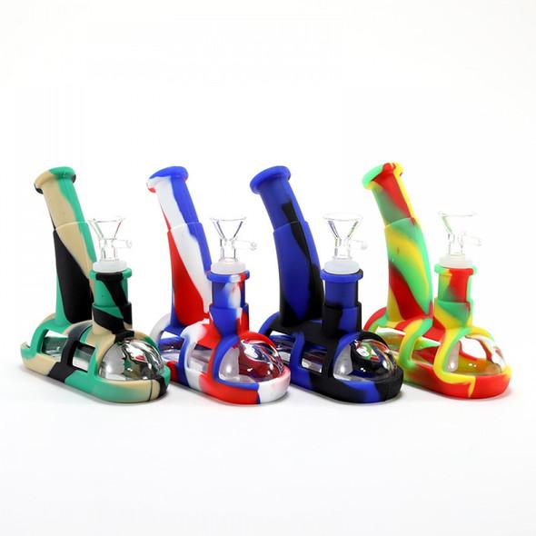 Silicone Steamboat - Colored & Design