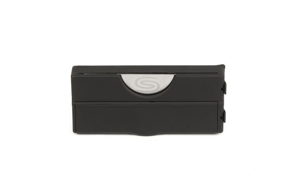 "Smokit Dugout 3"" - Black"