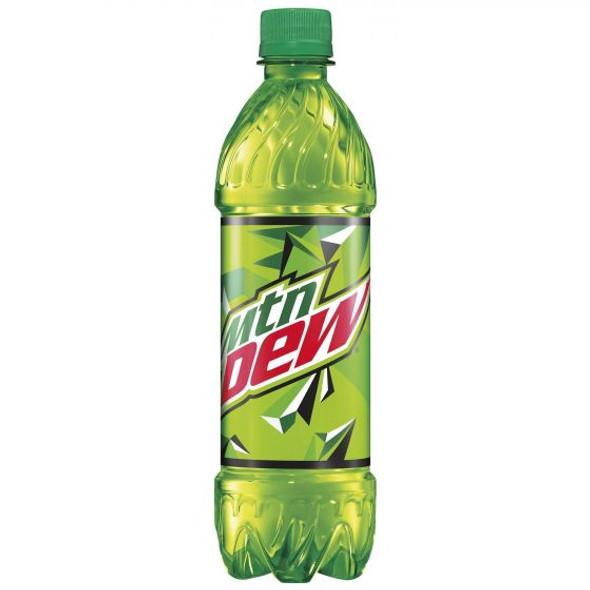 Mt. Dew Bottle