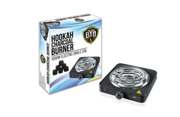 BYO Hot Burner Plate