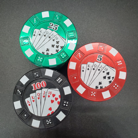 Poker Chip Grinder Small