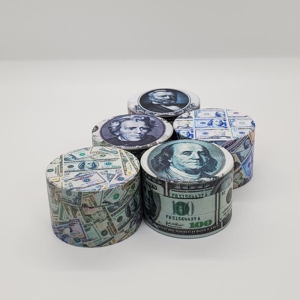 Dollars & Presidents Grinder