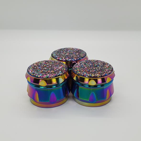 Diamond Cut Glitter Grinder