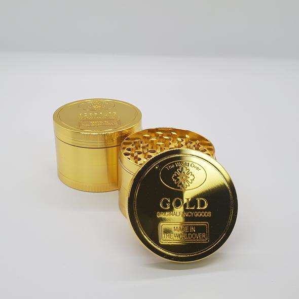 Gold Coin Grinder Large