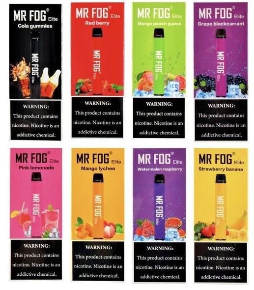 Mr. Fog Elite - Pack of 10
