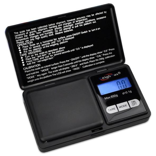 Weighmax SM650 - 650g x 0.1g