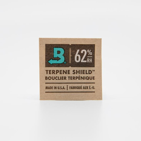 Boveda 1g 62% - 25 Count