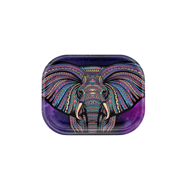 V. Syndicate Metal Rolling Tray Small - Elephant
