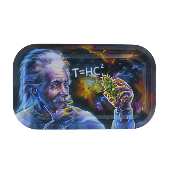 V. Syndicate Metal Rolling Tray Medium - T=HC2 Einstein Black Hole