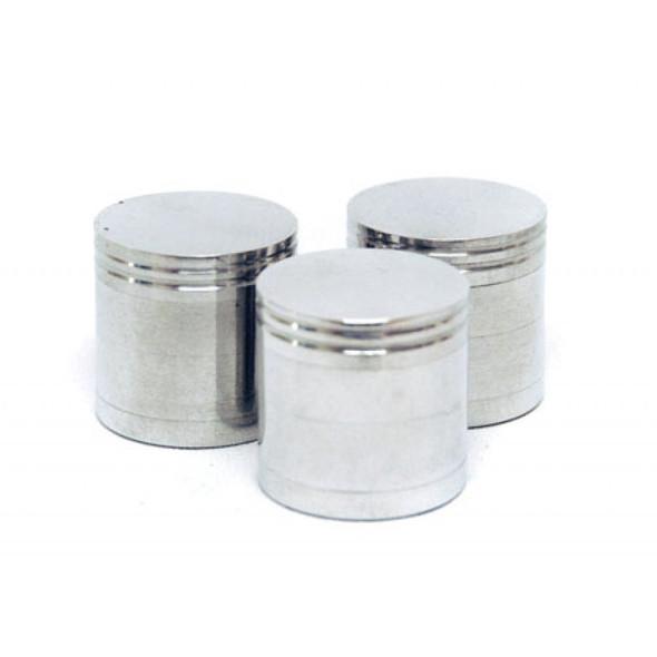 Silver Grinder - 32mm
