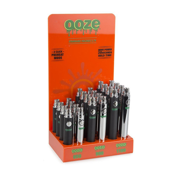 Ooze Regular Battery Display