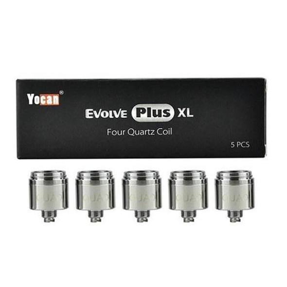 Yocan Evolve Plus XL 4 Quartz Coil