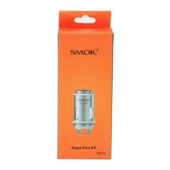Smok Vape Pen Coil X4 0.4ohm