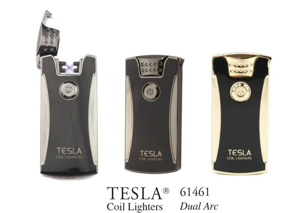 Tesla Dual Arc Lighter