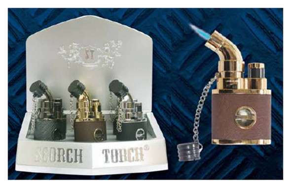 """Scorch Torch Display 3.25"""" - Display of 6"""