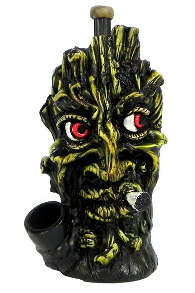 Smokin Tree Face