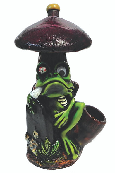 Zombie Frog Shroom