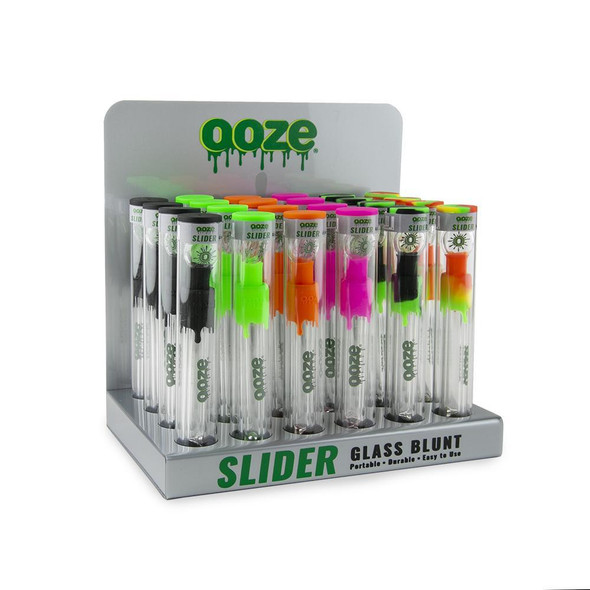 Ooze Slider Glass Blunt Display