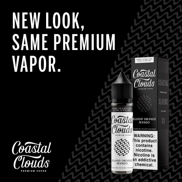 Coastal Clouds E-Liquid 60ml
