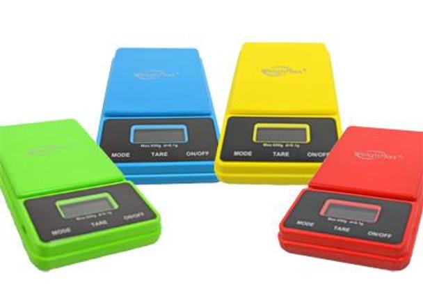 WeighMax NJ-800 - 800g x 0.01g