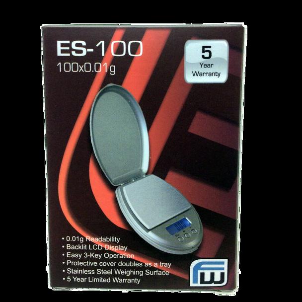 Fast Weigh ES100 - 100g x 0.01g