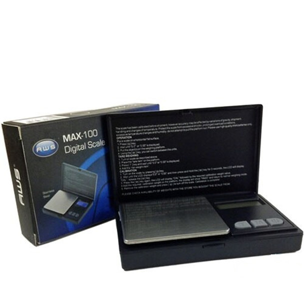 AWS Max 100 - 100g x 0.01g