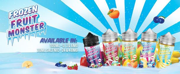Jam Monster Frozen Fruit Monster 100ml