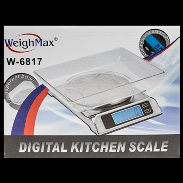 Weighmax W-6817 - 6000g x 1g