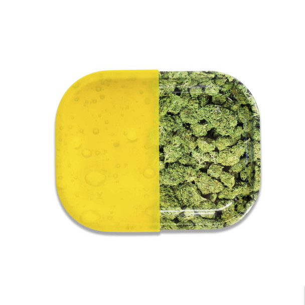 V. Syndicate Hybrid Rolling Tray Small - Oil & Buds