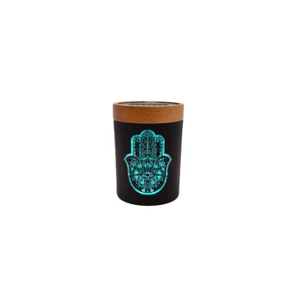 V. Syndicate Smart Stash Small - Hamsa Turquoise