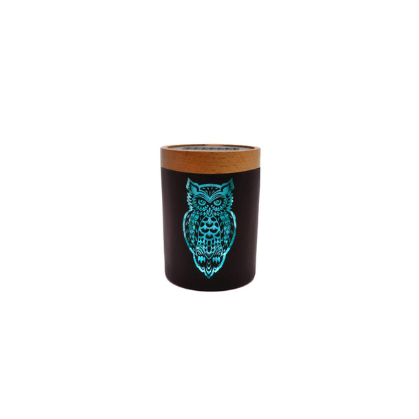 V. Syndicate Smart Stash Small - Owllusion Turquoise