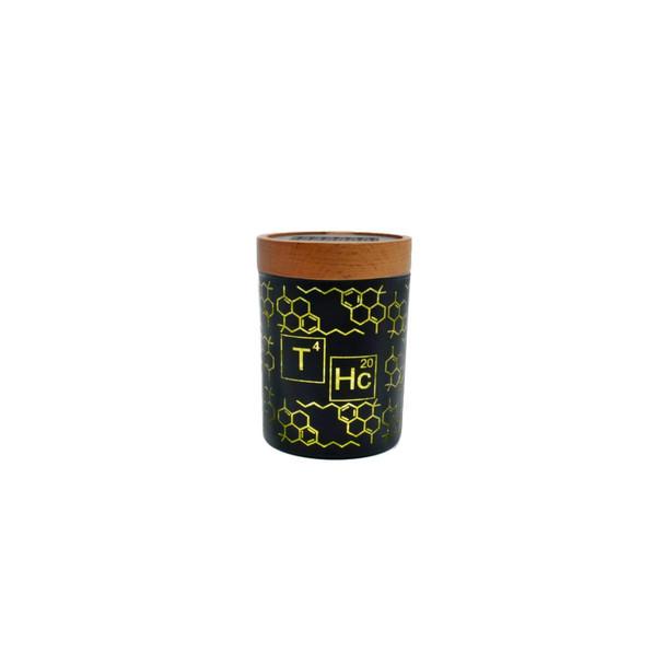 V. Syndicate Smart Stash Small - THC Elemental Yellow