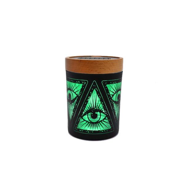 V. Syndicate Smart Stash Medium - Illuminati Green