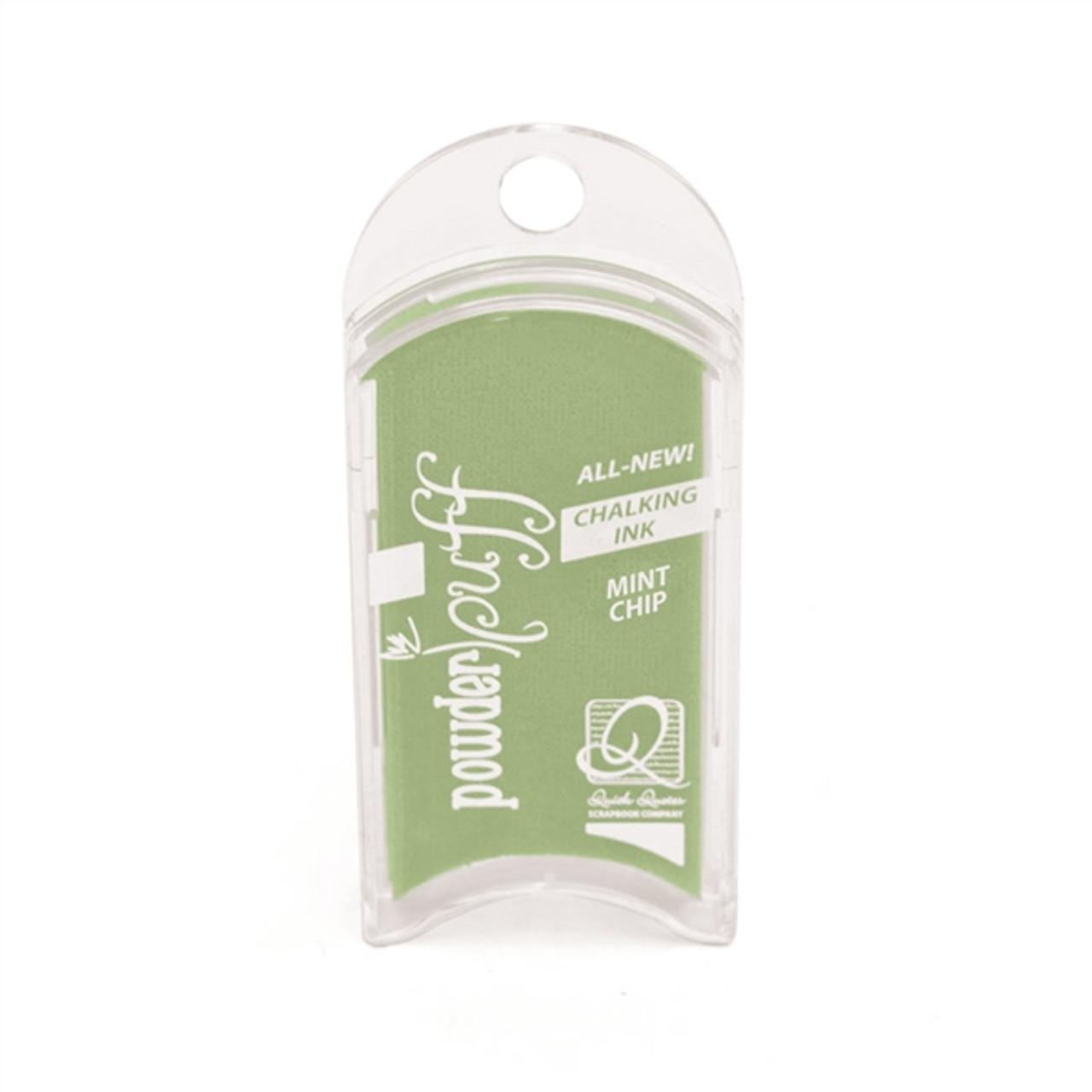 Mint Chip PowderPuff Chalking Inks (POW129)