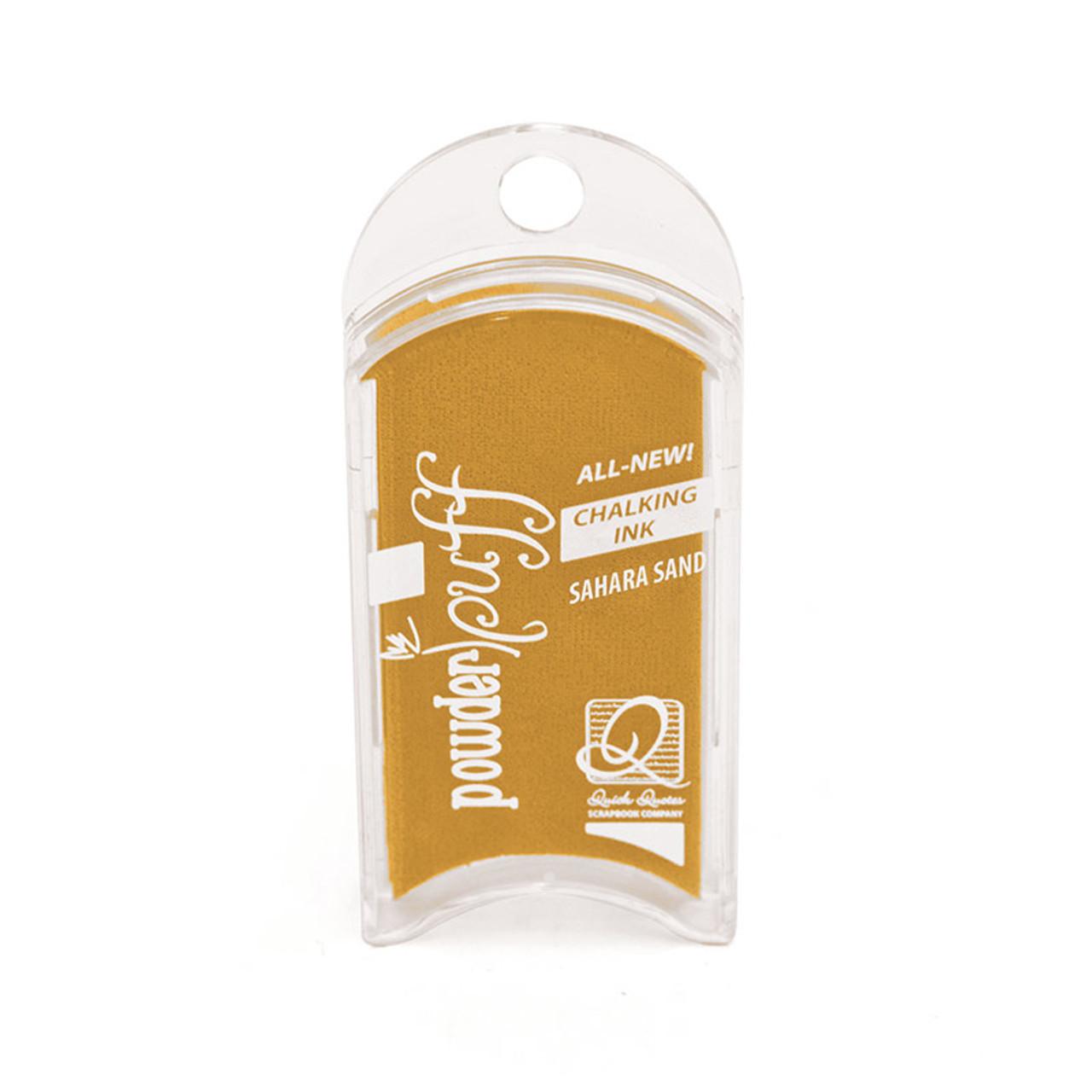 Sahara Sand PowderPuff Chalking Inks (POW144)