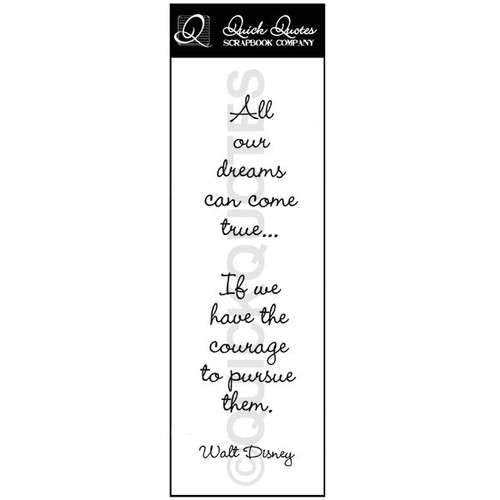 All Our Dreams Vellum Strip 1