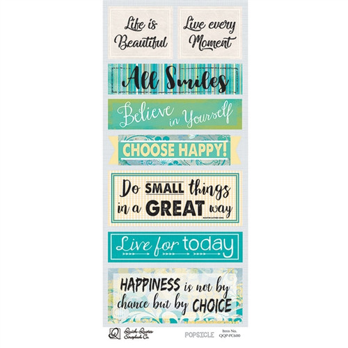 Popsicle Quotes & Phrases