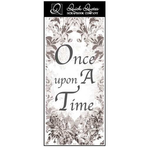 Once upon A Time - Color Vellum 2
