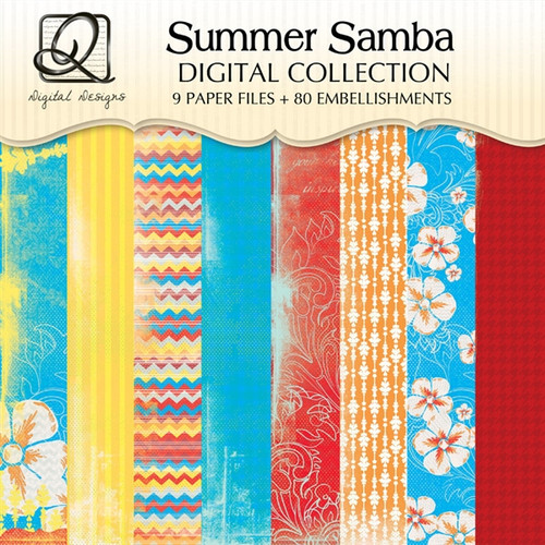 Summer Samba Digital Collection
